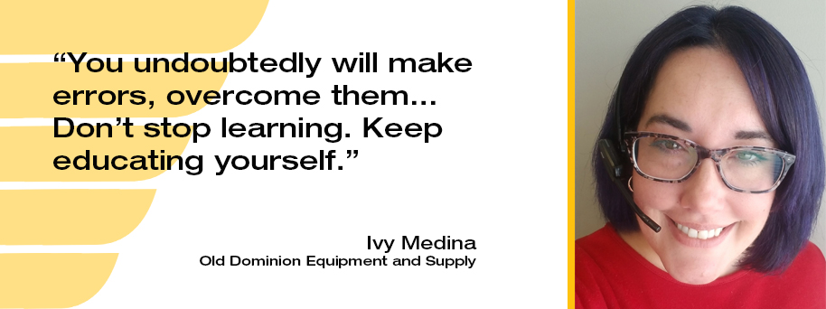 Ivy Medina_Old Dominion_quote