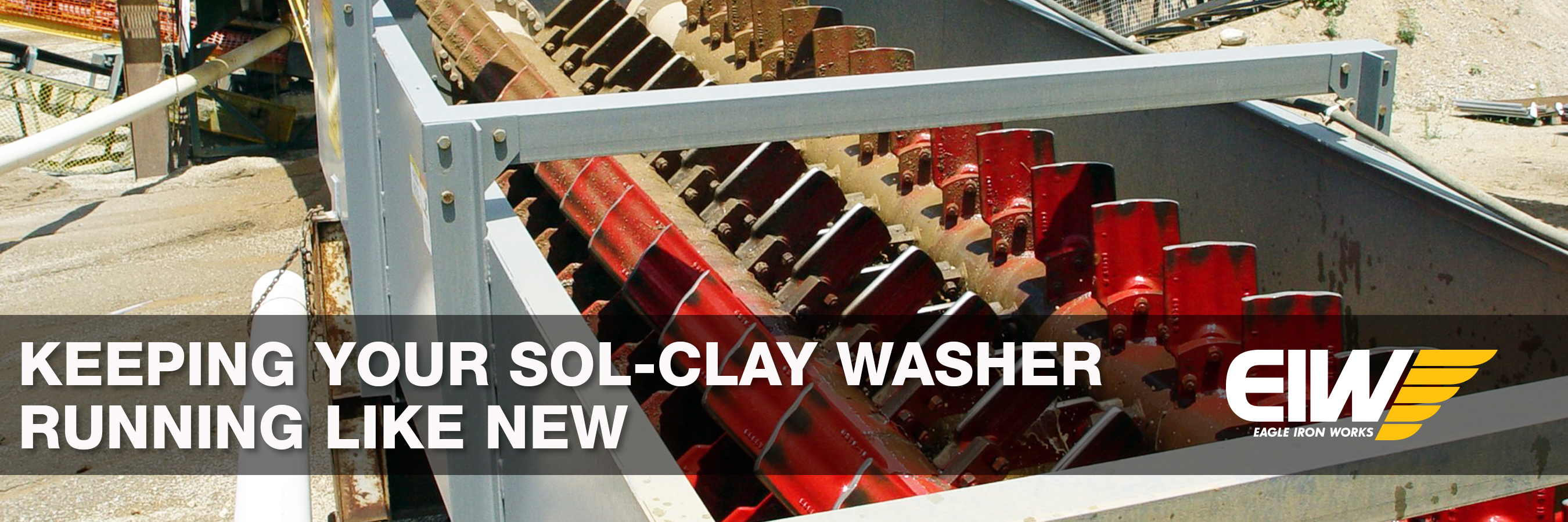 solclay washer running like new